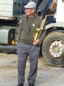 saksofonisten i Bordeira