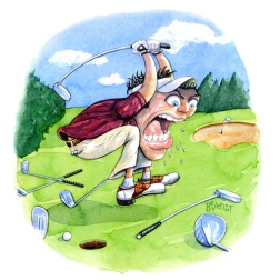 golfer sint
