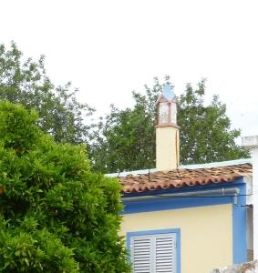 Jeg får nok Algarves styggeste skorstein, men skitt au.